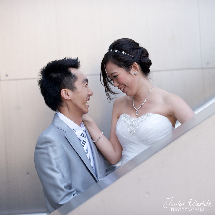 Walt Disney Concert Hall Wedding Photographer Jessica Elizabeth