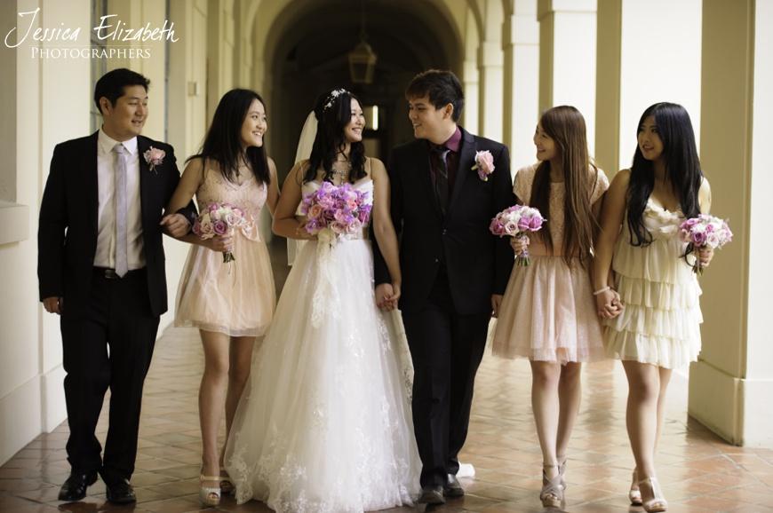 Westin Pasadena Wedding Jessica Elizabeth Photography Love is Sweet Events