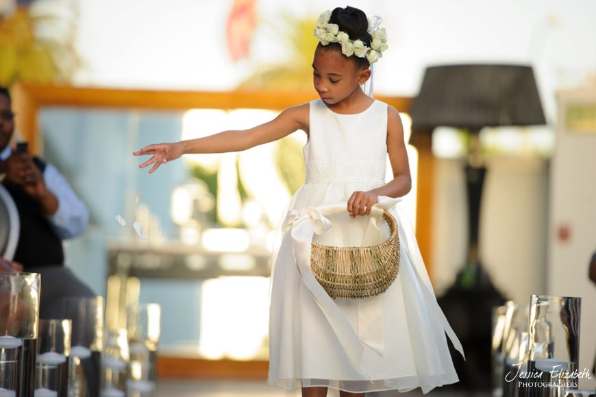 Ceremony, Flower Girl
