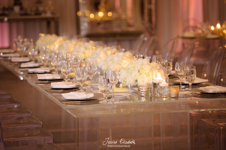 Wedding Details, SLS Beverly Hills Wedding