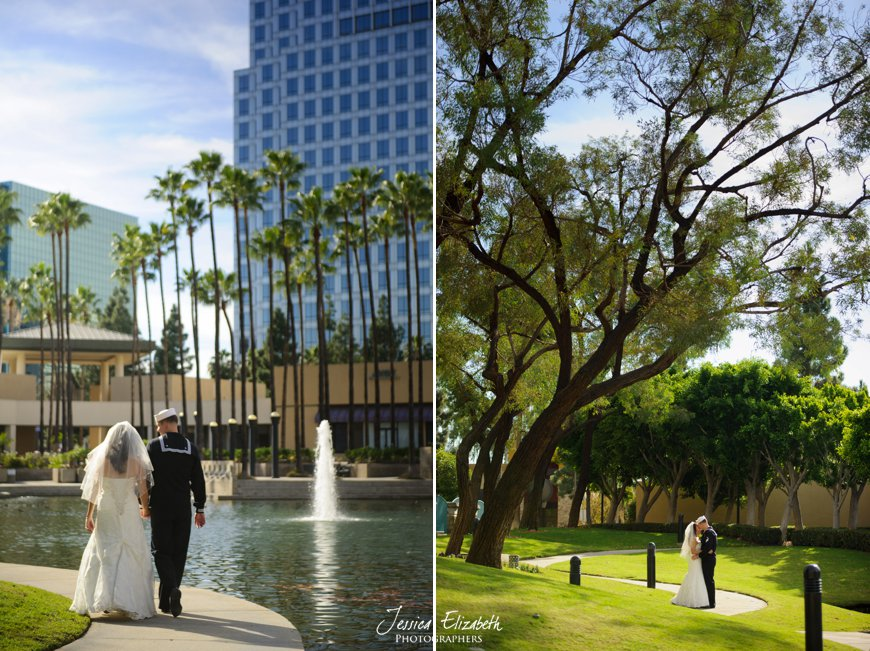 Costa Mesa Marriott Wedding