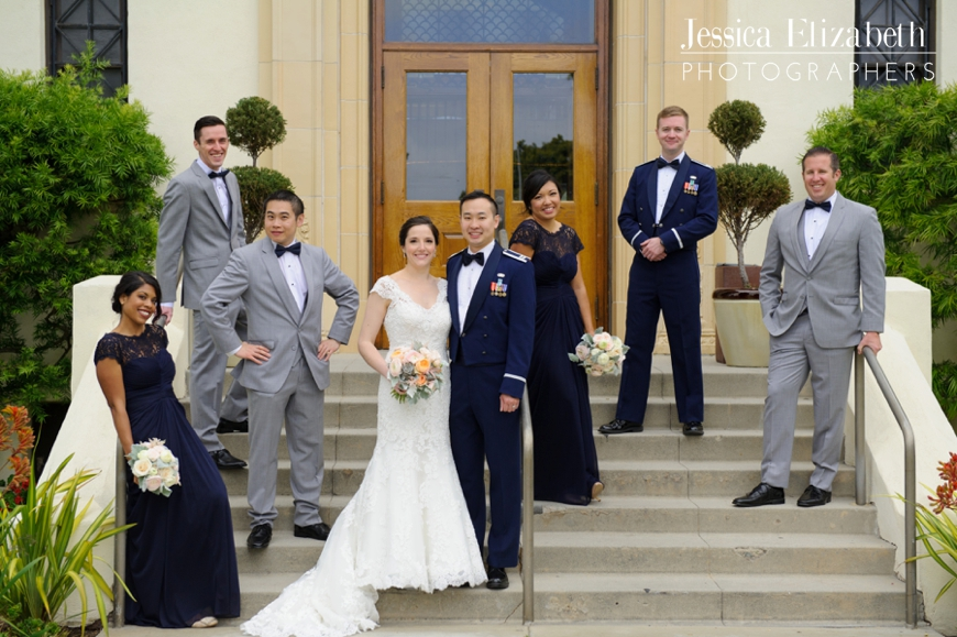 12-Redondo Beach Library Wedding Photography Jessica Elizabeth Photographers -JET_1488_-w