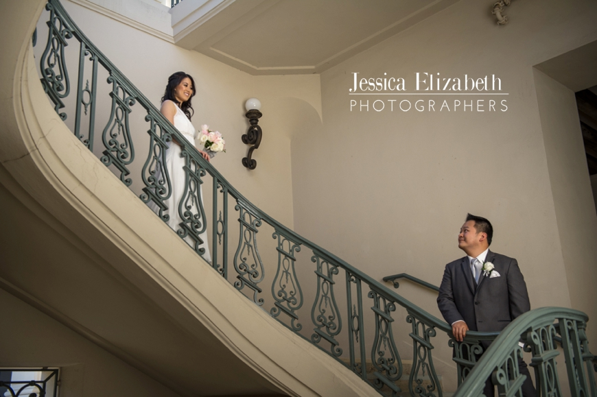 17- Pasadena City Hall Wedding Photo Jessica Elizabeth Photographers -JET_1046_-w