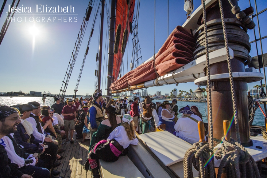 15-Tallship American Pride Wedding Long Beach Jessica Elizabeth Photographers-JET_2856_-w