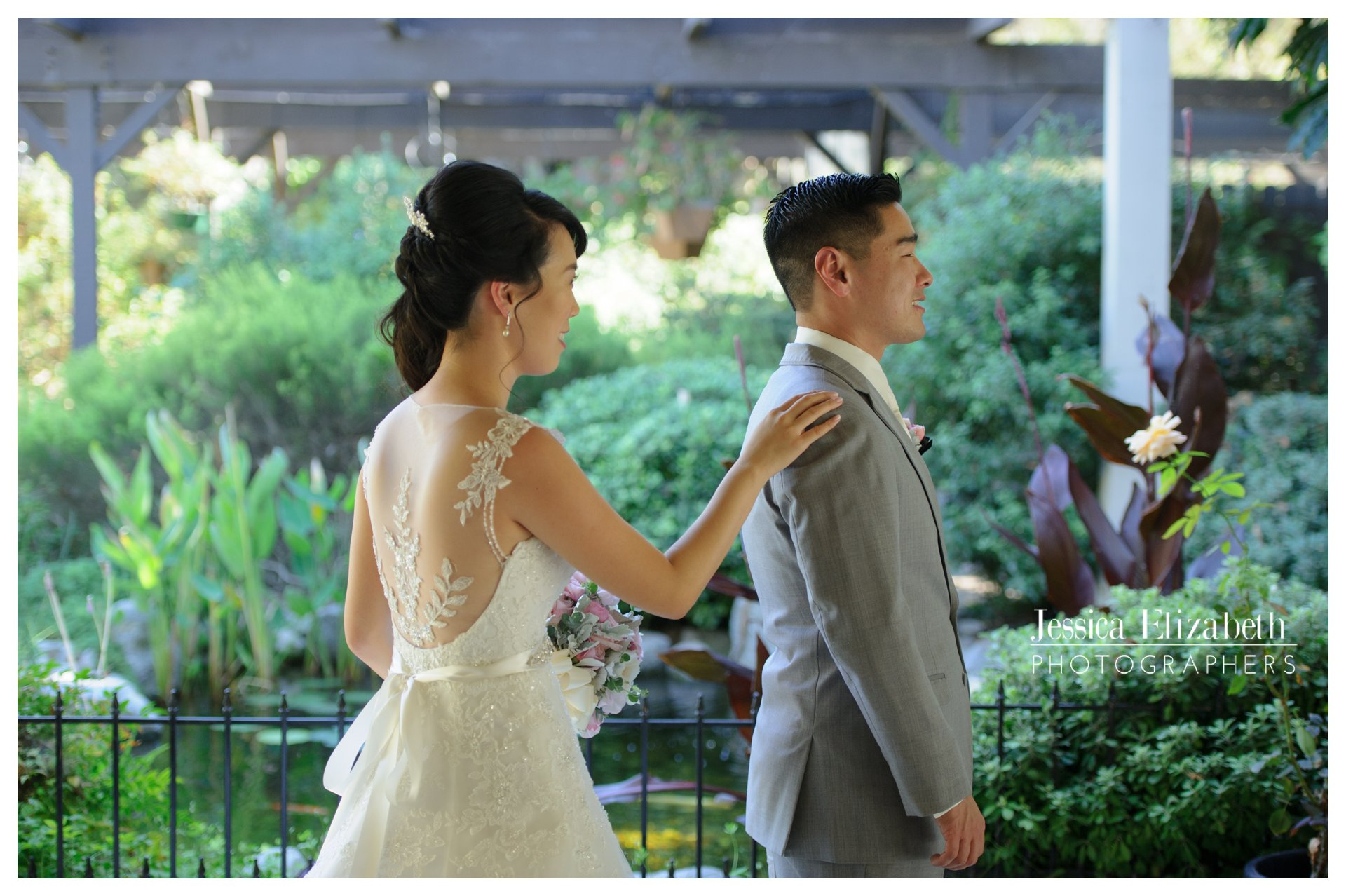 01 South Coast Botanic Garden Palos Verdes Wedding Photography By Jessica  Elizabeth ...