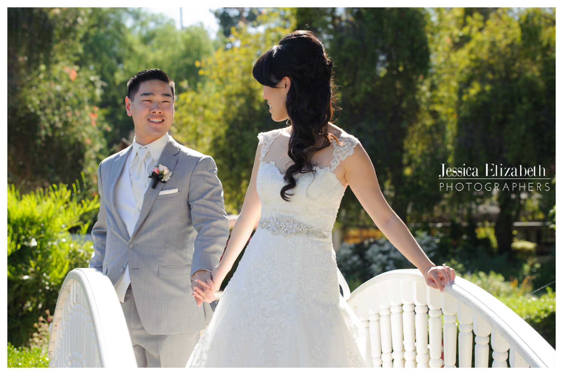 11-South Coast Botanic Garden Palos Verdes Wedding Photography by Jessica Elizabeth