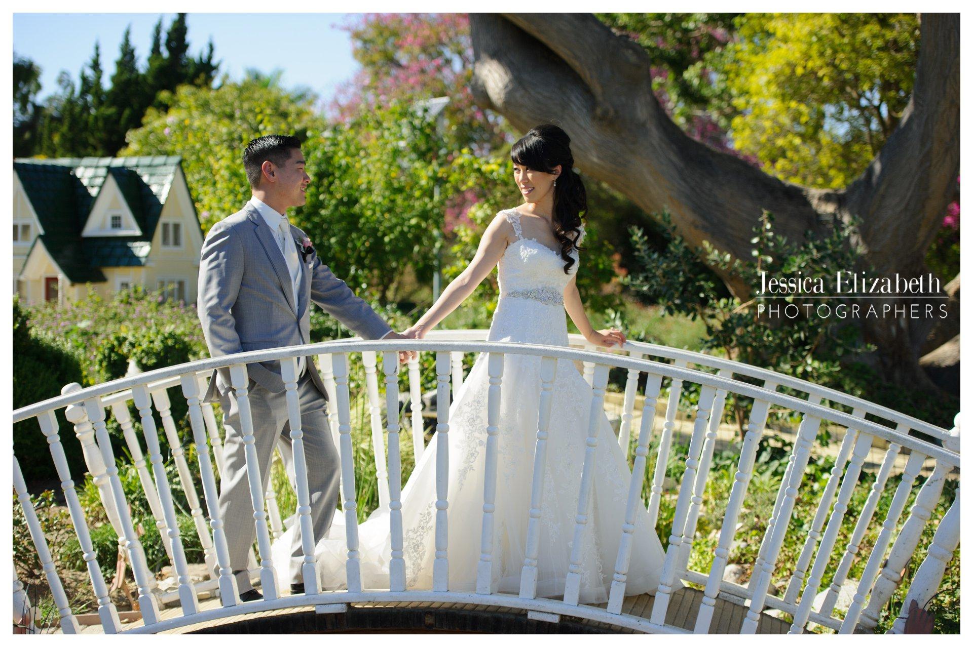 12-South Coast Botanic Garden Palos Verdes Wedding Photography by Jessica Elizabeth