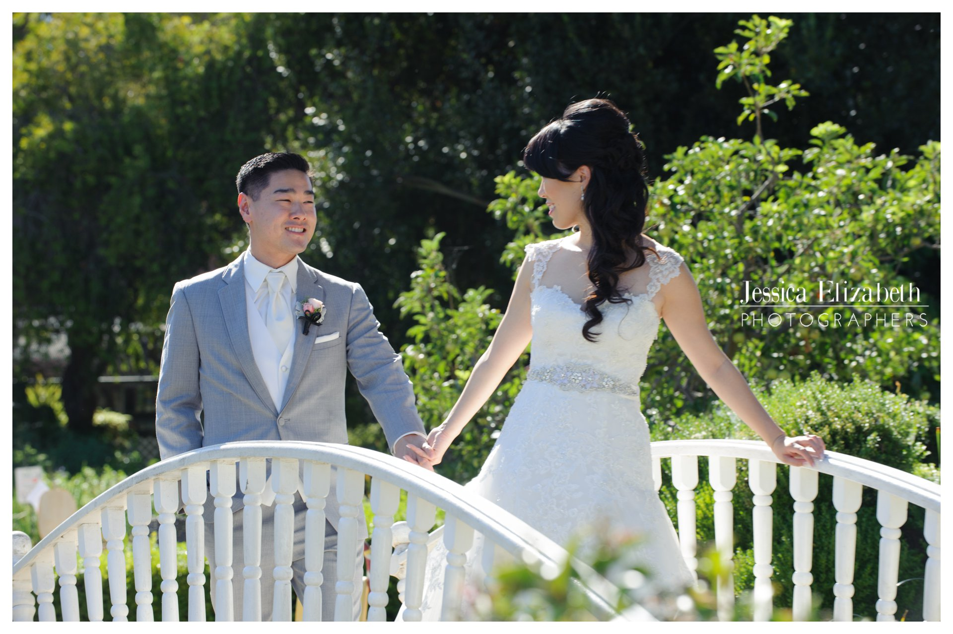 13-South Coast Botanic Garden Palos Verdes Wedding Photography by Jessica Elizabeth