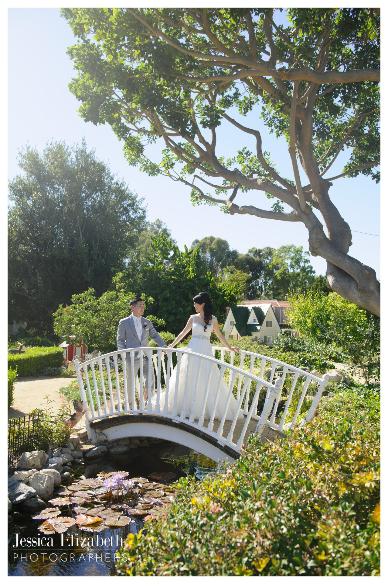 14-South Coast Botanic Garden Palos Verdes Wedding Photography by Jessica Elizabeth