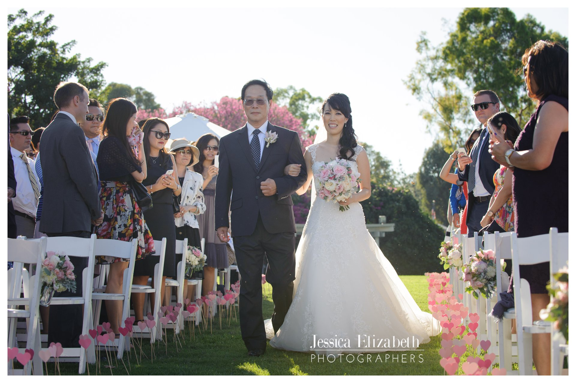 17-South Coast Botanic Garden Palos Verdes Wedding Photography by Jessica Elizabeth