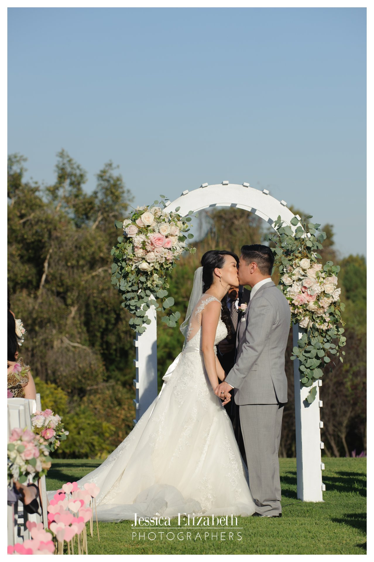 19-South Coast Botanic Garden Palos Verdes Wedding Photography by Jessica Elizabeth