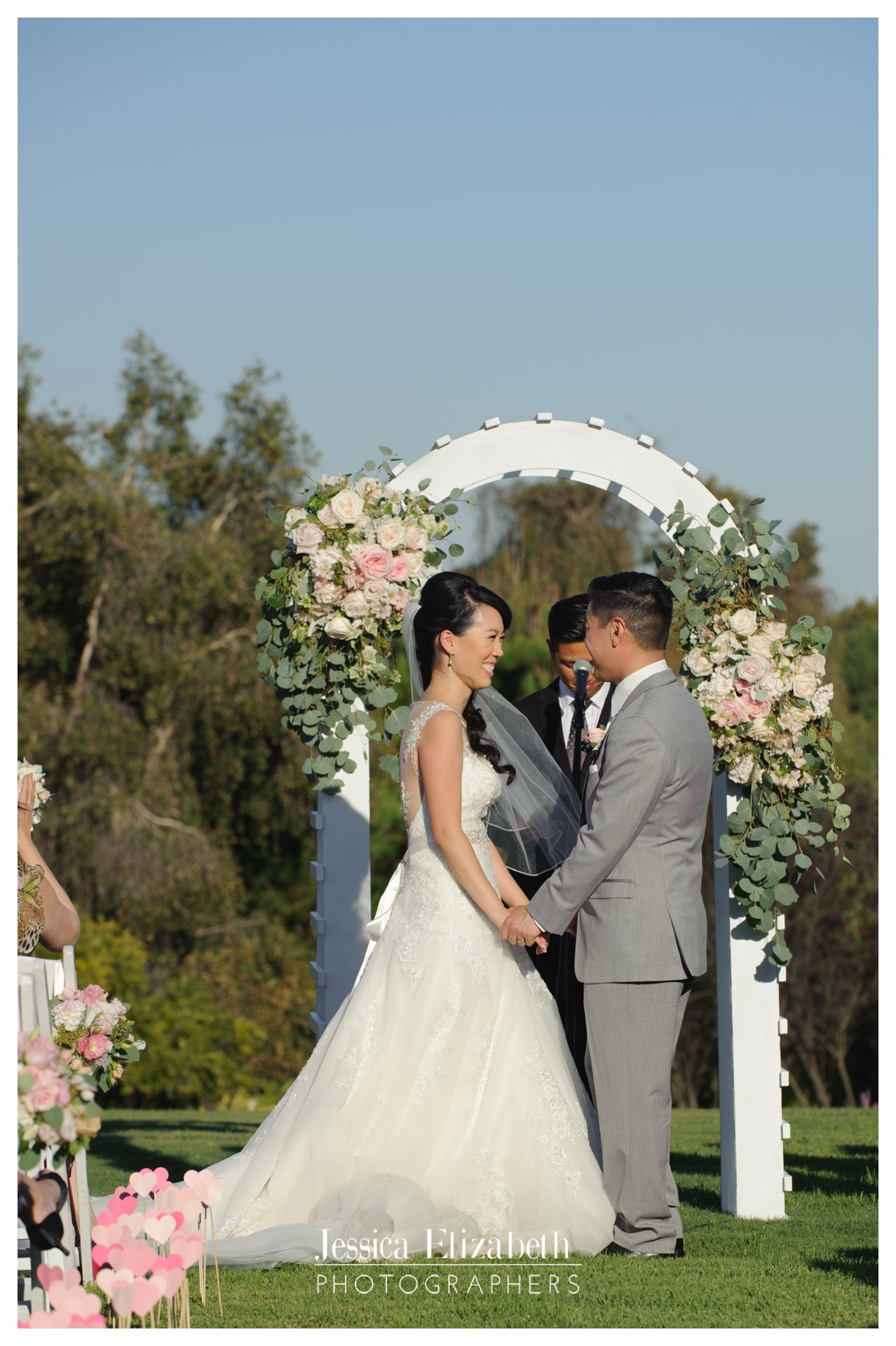20-South Coast Botanic Garden Palos Verdes Wedding Photography by Jessica Elizabeth