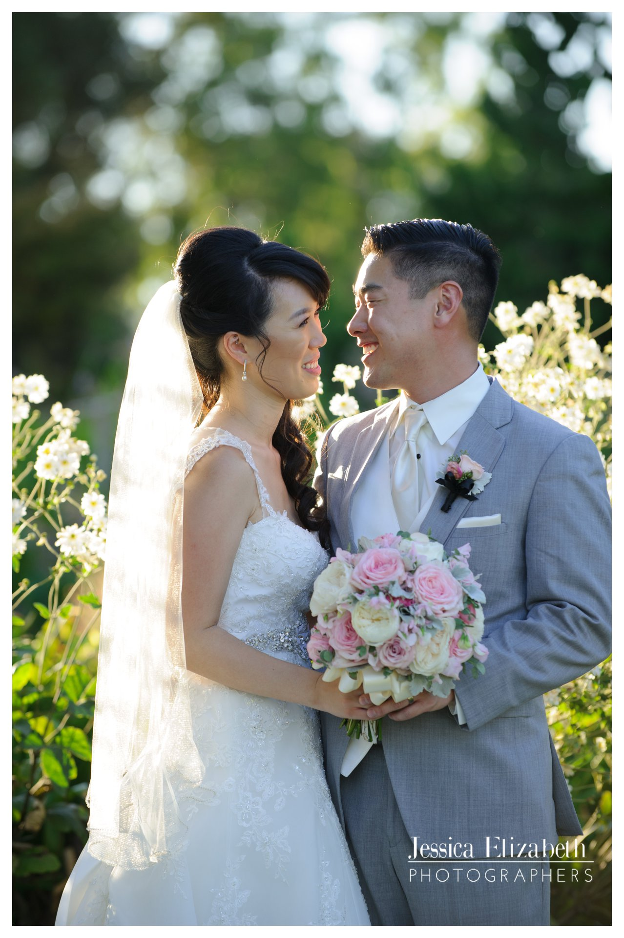 25-South Coast Botanic Garden Palos Verdes Wedding Photography by Jessica Elizabeth