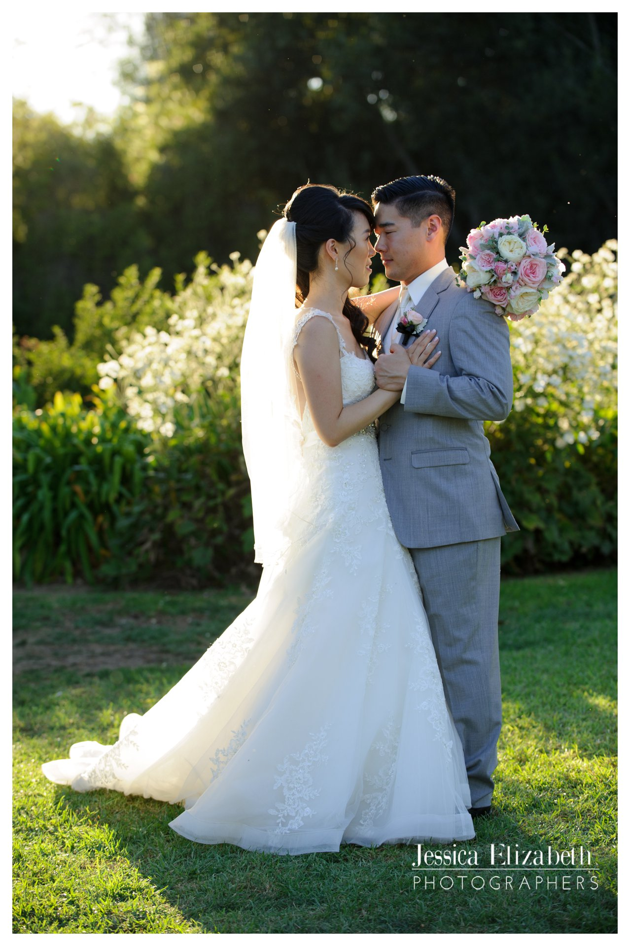 26-South Coast Botanic Garden Palos Verdes Wedding Photography by Jessica Elizabeth
