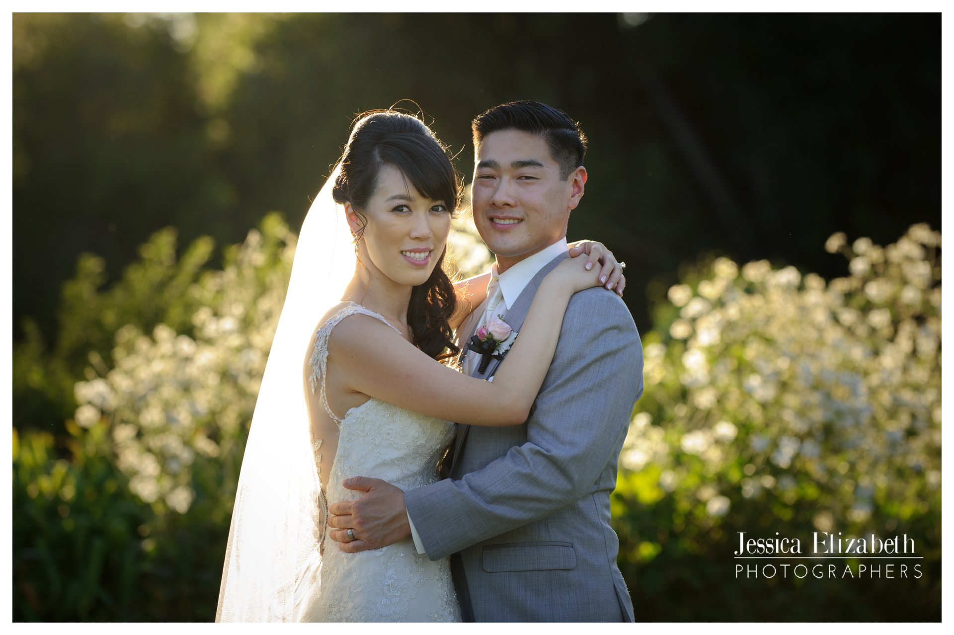 27-South Coast Botanic Garden Palos Verdes Wedding Photography by Jessica Elizabeth