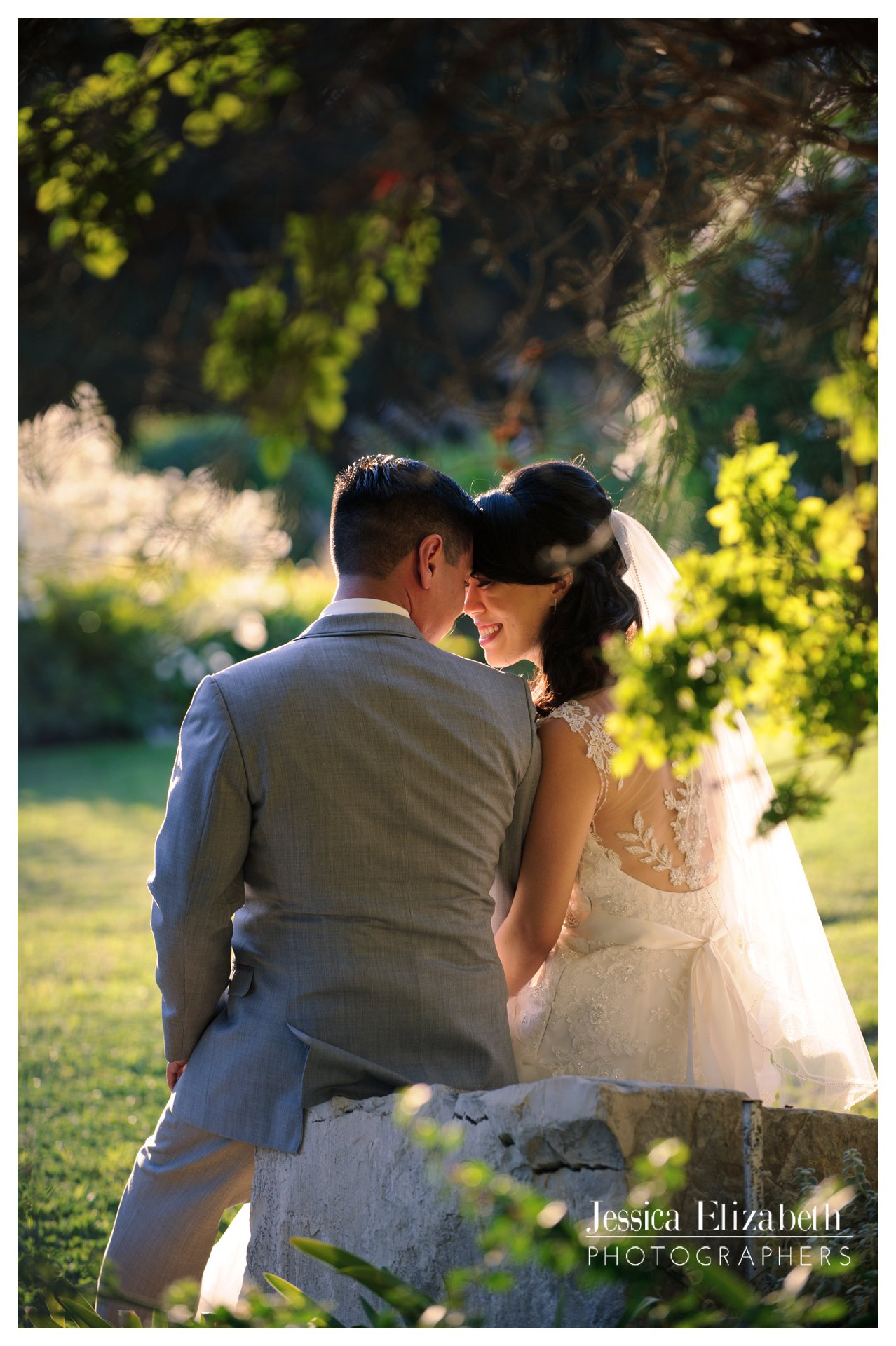 28-South Coast Botanic Garden Palos Verdes Wedding Photography by Jessica Elizabeth