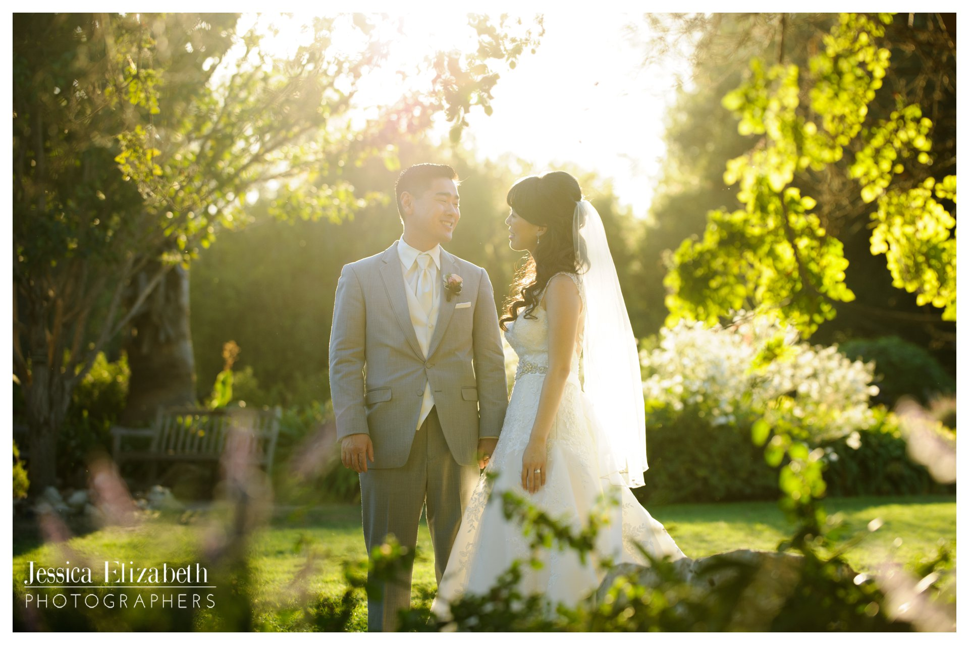 29-South Coast Botanic Garden Palos Verdes Wedding Photography by Jessica Elizabeth