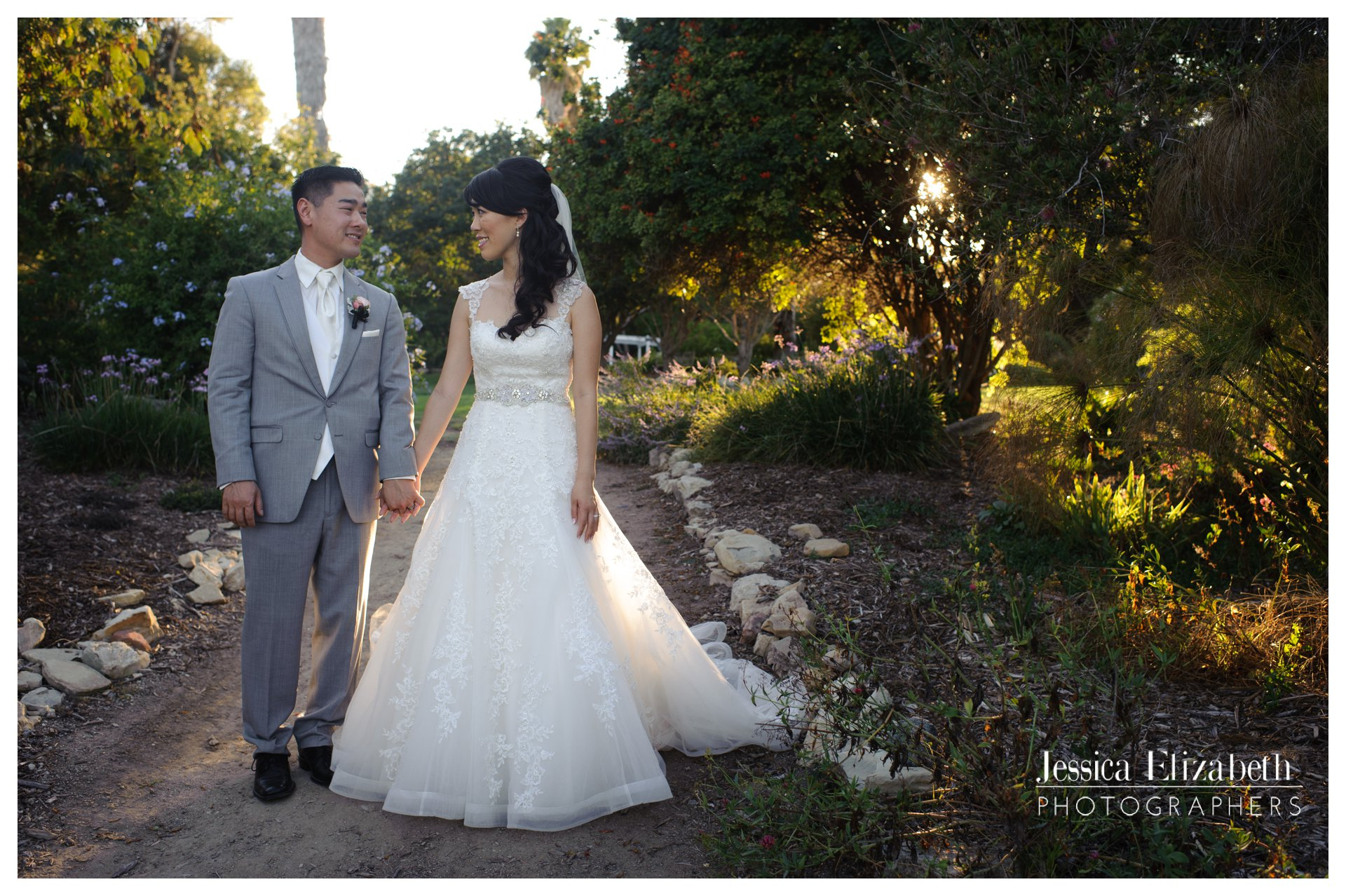 31-South Coast Botanic Garden Palos Verdes Wedding Photography by Jessica Elizabeth